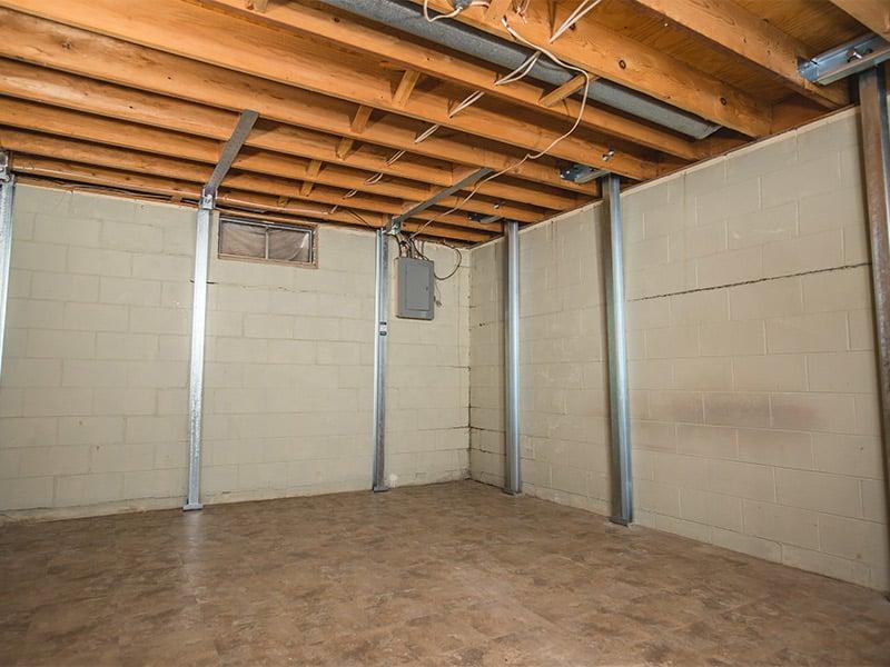 wall repair for waterproofing solutions