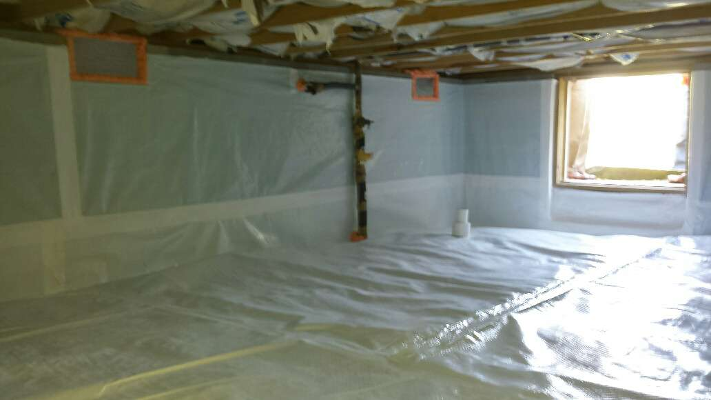 Knoxville Crawl Space Encapsulation