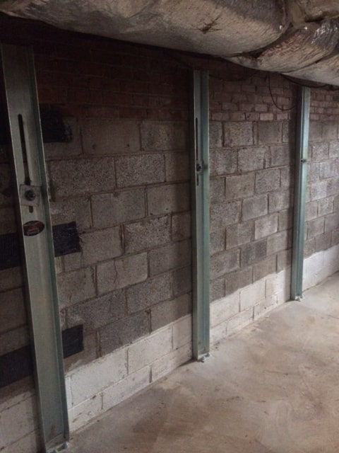 foundation repair knoxville TN