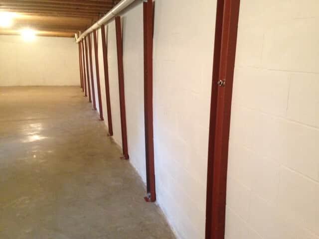 bowed walls foundation repair