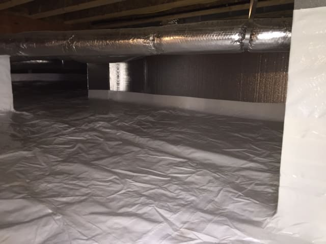 Crawl Space in Eastern Tennessee