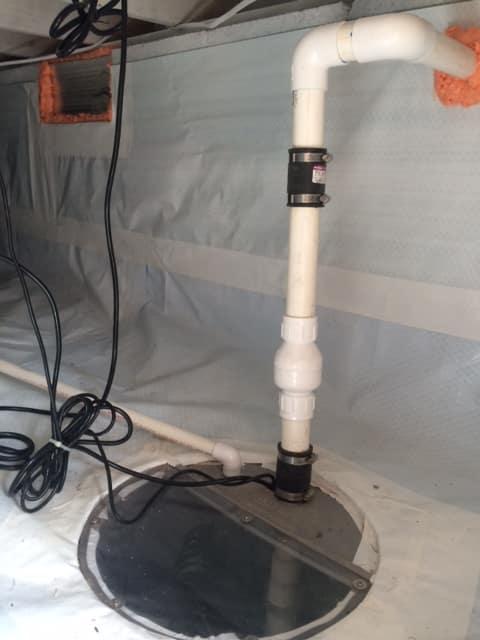safe sump pump Tennessee