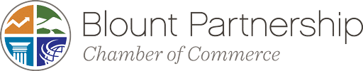 Blount Partnership Chamber of commerce logo
